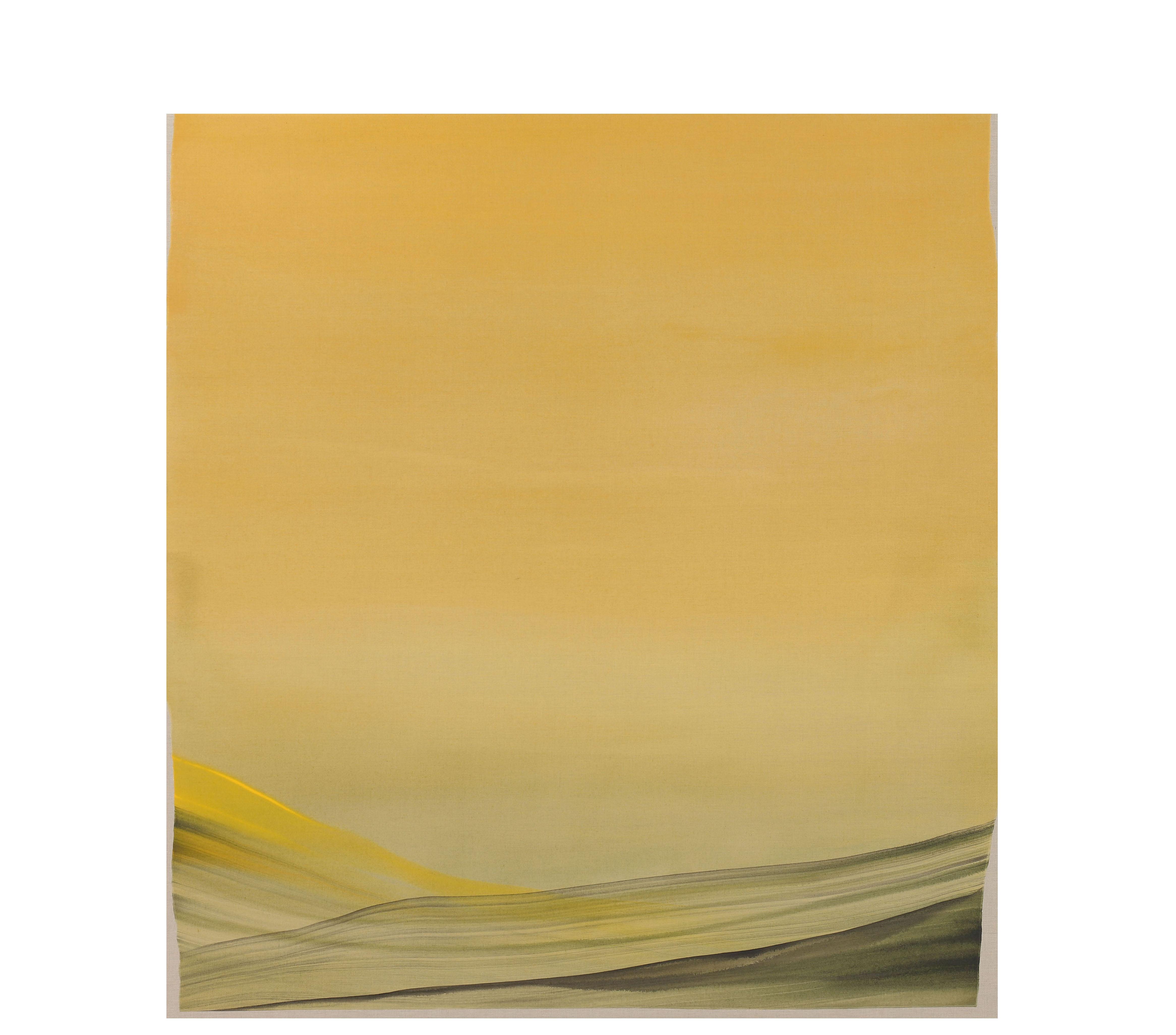 Vadum II. 2019. Acrílico sobre lino. 190 x 174 cm. Nico Munuera.
