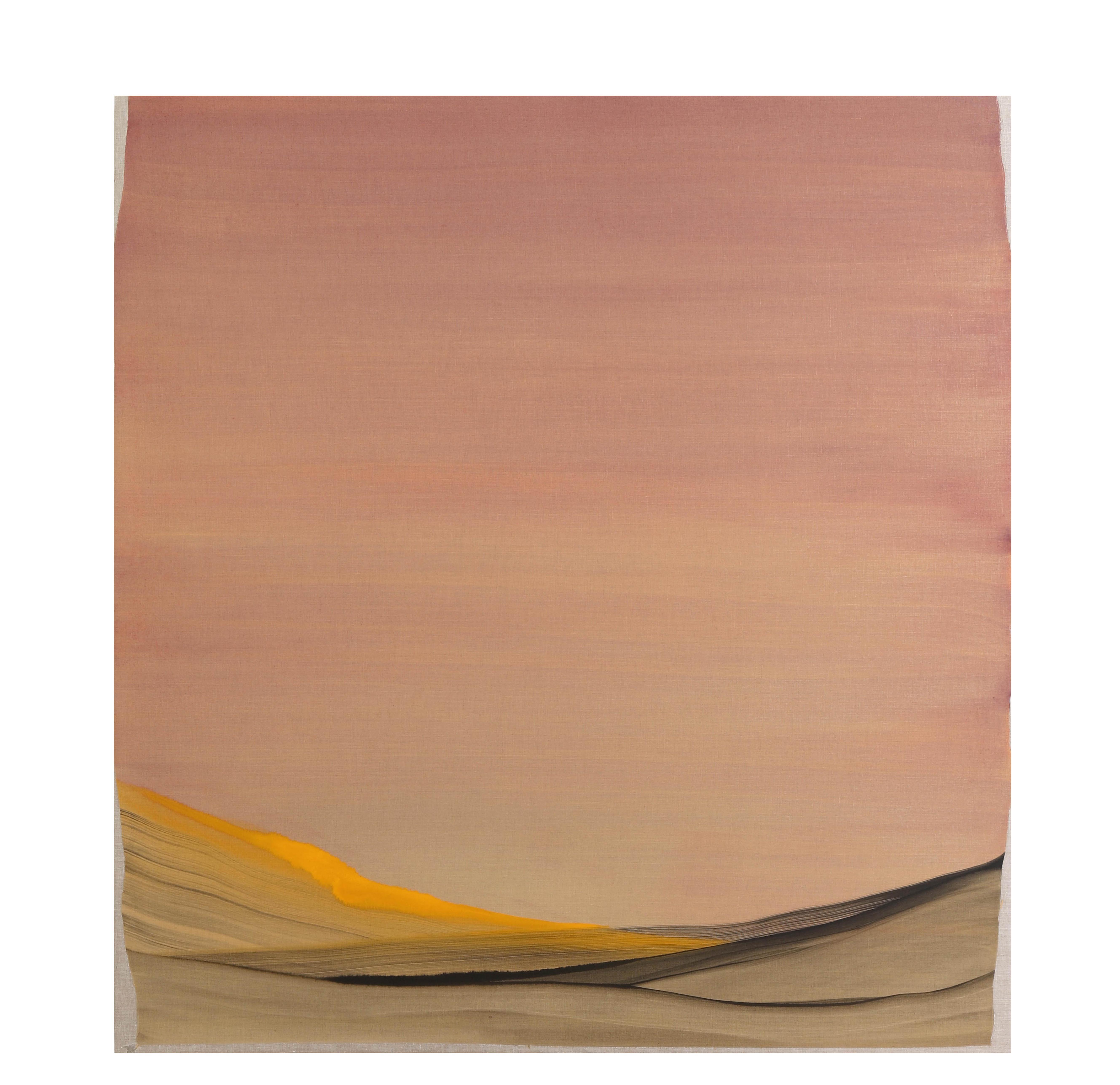 Vadum IV. 2019. Acrílico sobre lino. 190 x 174 cm.